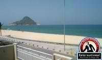 Rio de Janeiro, Rio de Janeiro, Brazil Apartment For Sale - Beachfront Apartment In Rio