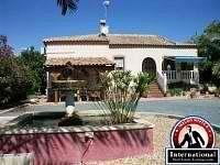 Alicante, Costa Blanca, Spain Villa For Sale - Great Detached Villa with Pool - SO477