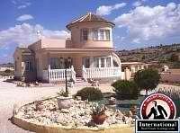 Murcia, Costa Calida, Spain Villa For Sale - Pretty Detached Villa with Pool - SO507