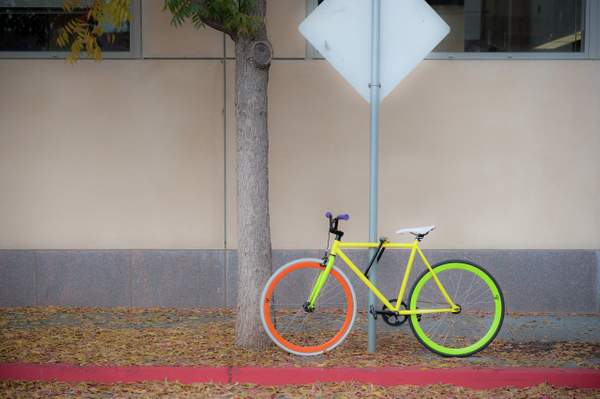 """College Bike"""