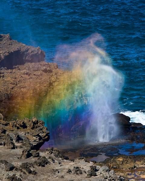 Nakalele Blowhole, Maui, Hawaii