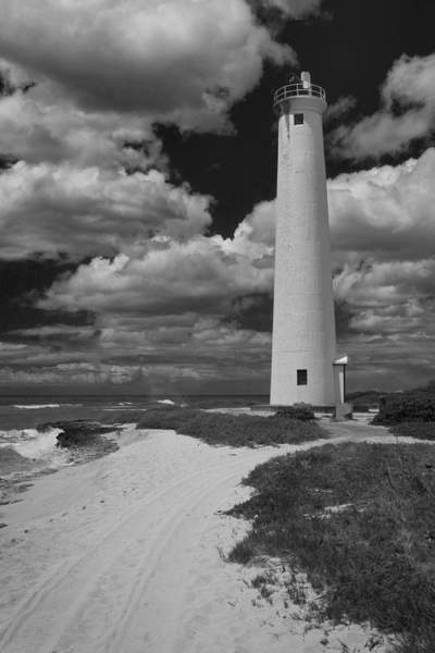 Lighthouse at Barber's Point, Oahu, Hawaii