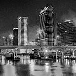 Tampa Skyline & St Pete Neon