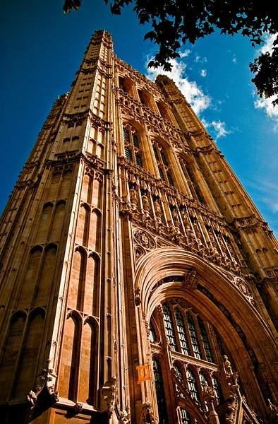 Victoria Tower, Parliament, London