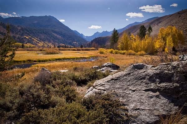East Sierra Fall