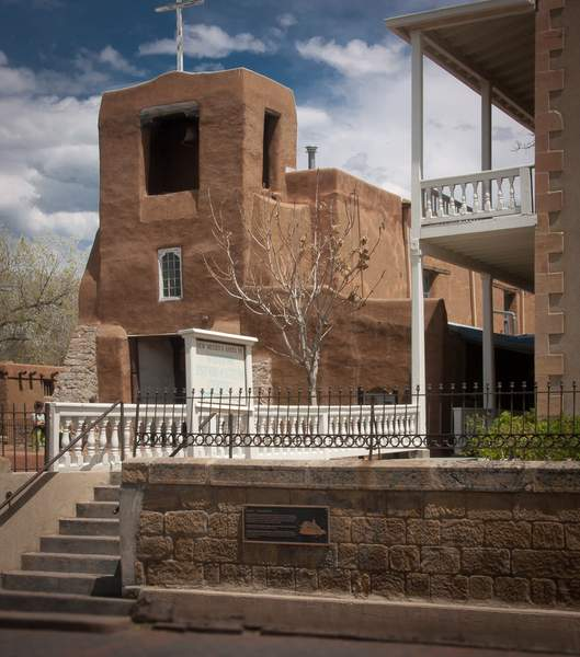 San Miguel Church-Santa Fe NM