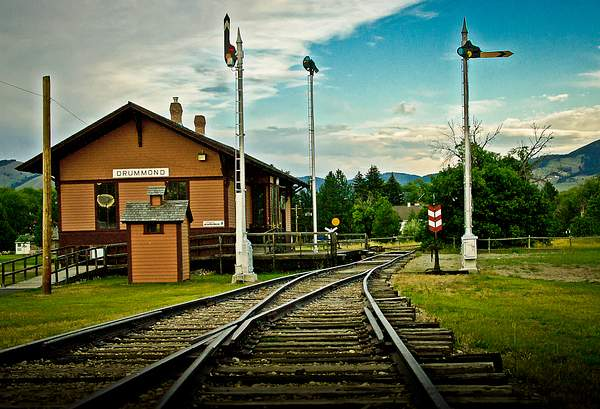 Ft. Missoula Station