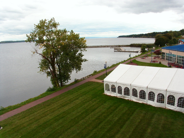 Seneca Lake by DouglasGellatly