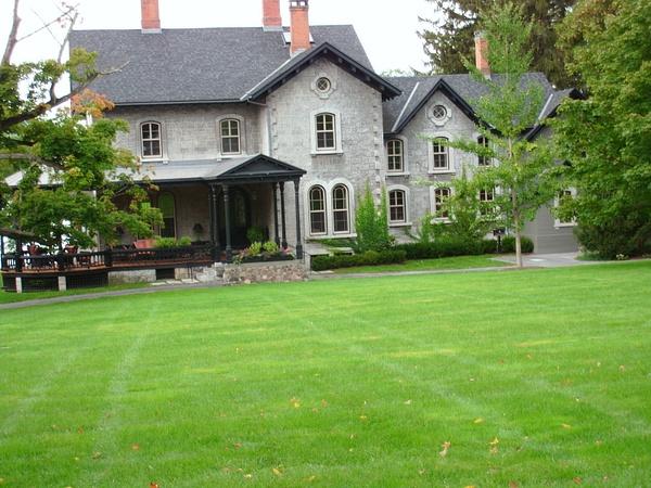 Morgan House by DouglasGellatly