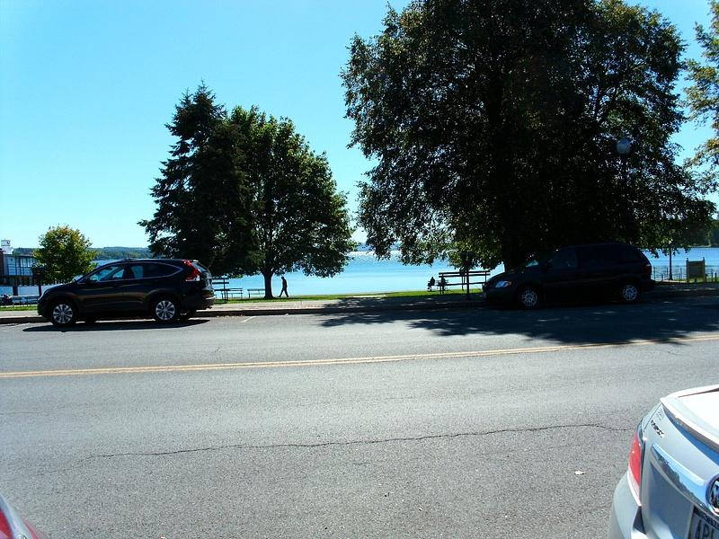 View of Skaneateles Lake from Sherwood Inn