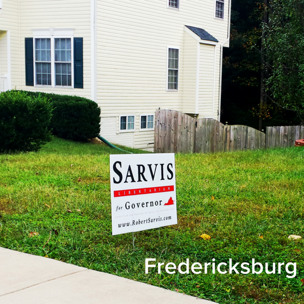 Yard Signs by RobertSarvis