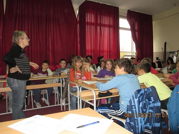 Predavanje o Vuku Karadzicu - 6.11.2013 by Oscegar