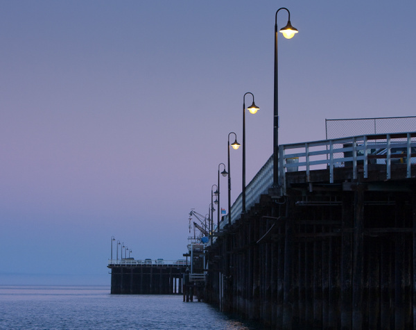 Santa Cruz Pier by j0ser