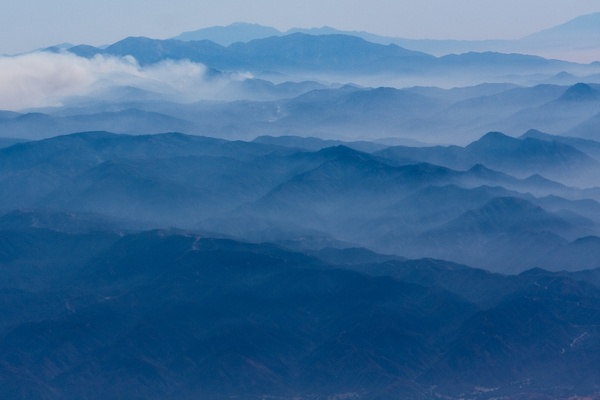 Los Padres National Forest by j0ser