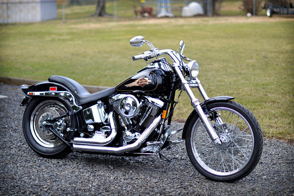 softail by GetLowered