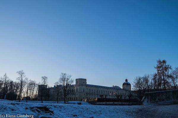 New Year Sankt Peterburg 2017 by Elena Gintsberg