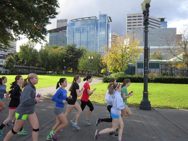 Oregon Day 8 - Walking in Portland by KatyWolfe