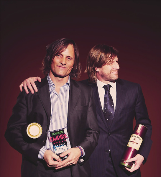 Sean & Viggo by Loucifer67