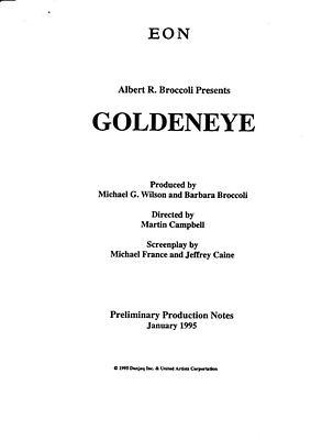 Goldeneye Other
