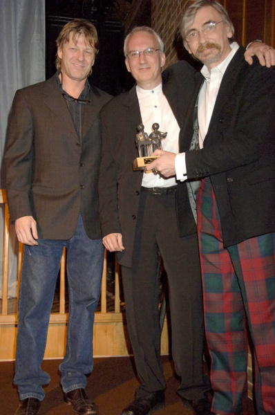 John Tams Folk Music Awards 2008 by Loucifer67