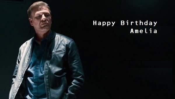 Amelia Birthday