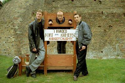 Fort Amhurst 1995