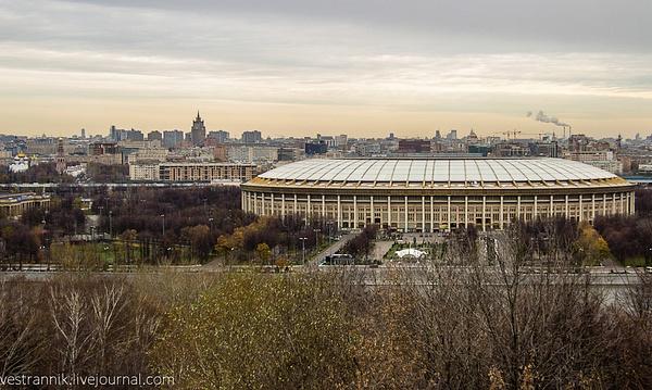 Москва by Vestrannik680