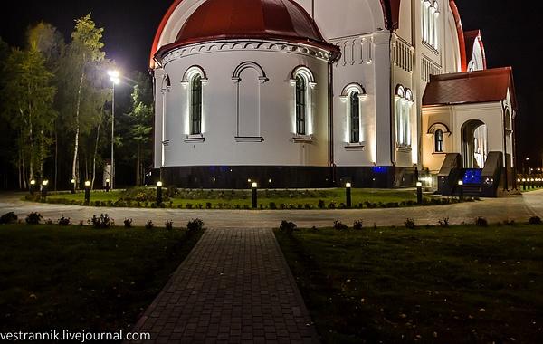 Сургут. Церковь Георгия...