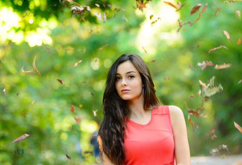 Model   Olga Torres