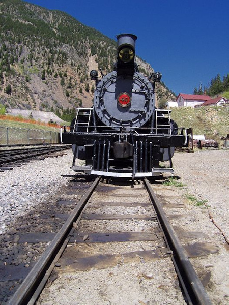 Historic Trains by Ron Wagner