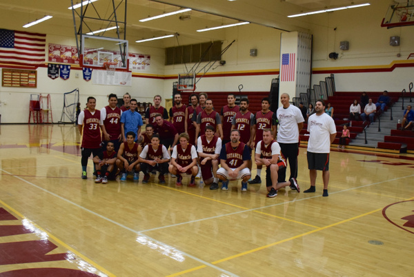 Estancia Alumni Game, Alumni vs Varsity 11/29/14 by Robert Pettingill
