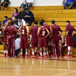 Varsity vs Rancho 12/1/14