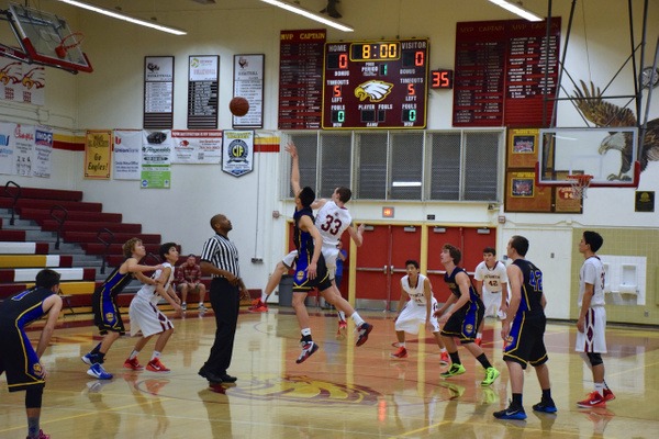 Coast Classic, Varsity vs Fountain Valley 12/29/14 by Robert Pettingill