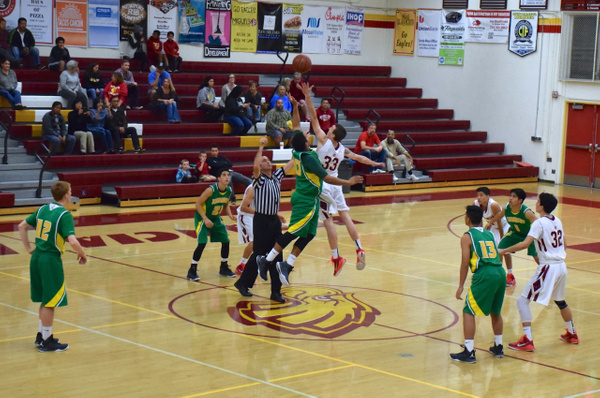 Varsity, JV, & Frosh vs Kennedy 1/7/15 by Robert Pettingill