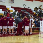 Girls Varsity vs Saddleback 1/27/15