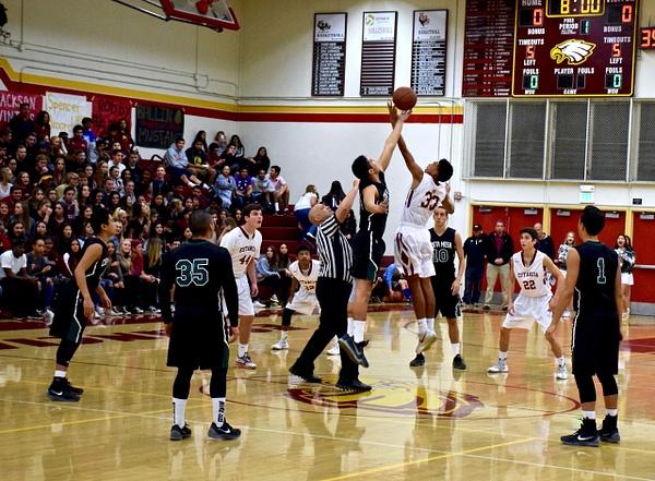 Varsity, JV, & Freshman vs Costa  Mesa 2/5/16 by Robert Pettingill
