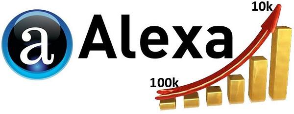 Increase alexa  ranking by Leonperkins