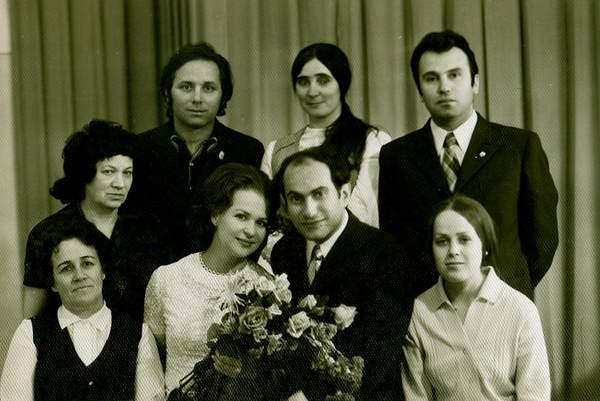 TAL and Gelya wedding