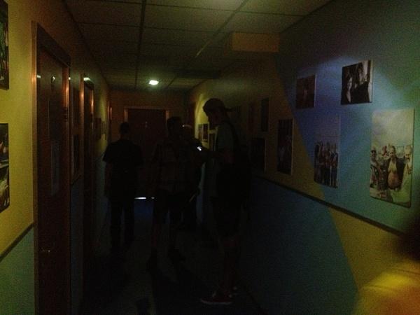 CORRIDOR - 1st floor by Svetlana Punte