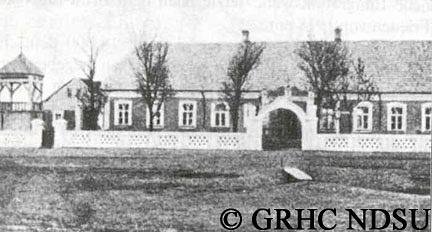 Combination house of worship and school, Hochheim, Ukraine