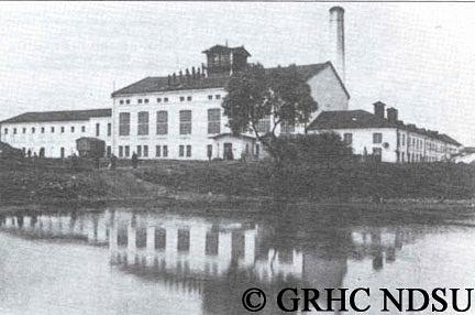 Sugar factory in the Golovtschino area, Kursk