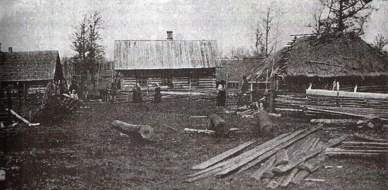 Немецкое поселение в Тарском уезде
