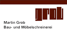 Schreinerei Grob_logo_new