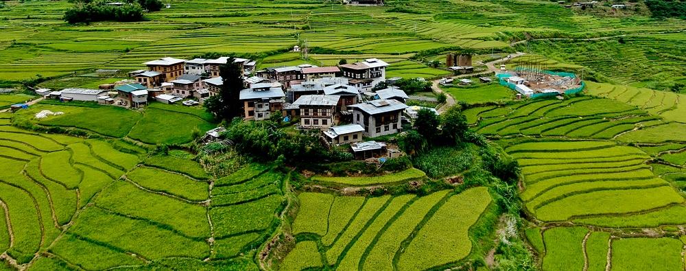 Bhutan - dim ratio