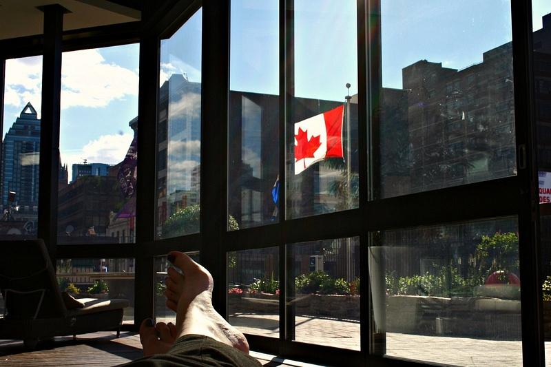 Montreal Mittagspause 058