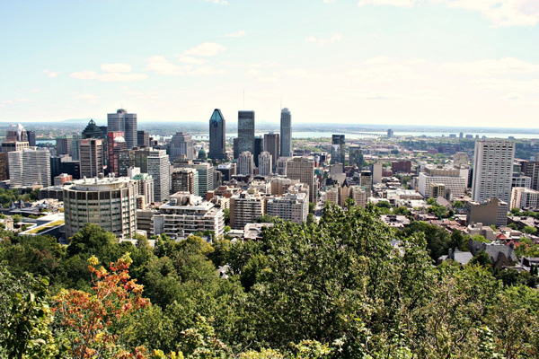 Montreal Mont Real 018 by StefsPictures