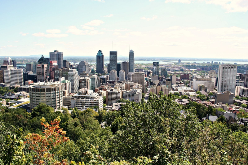 Montreal Mont Real 018