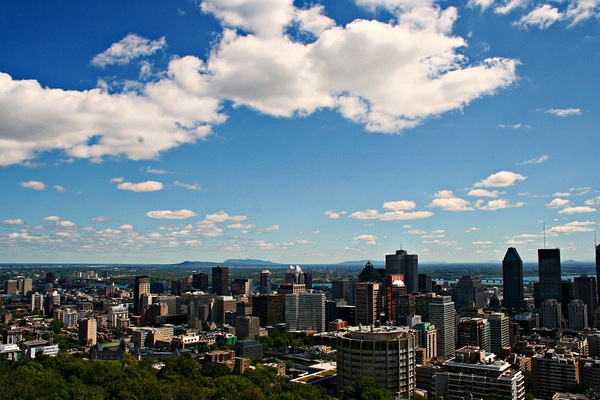 Montreal Mont Real 019 by StefsPictures