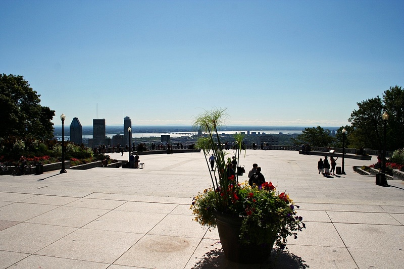 Montreal Mont Real 059