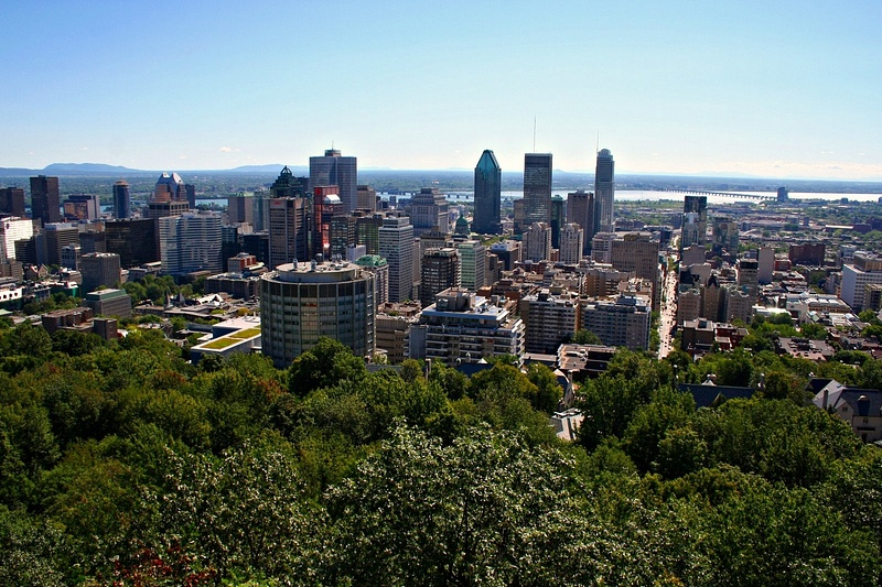 Montreal Mont Real 063